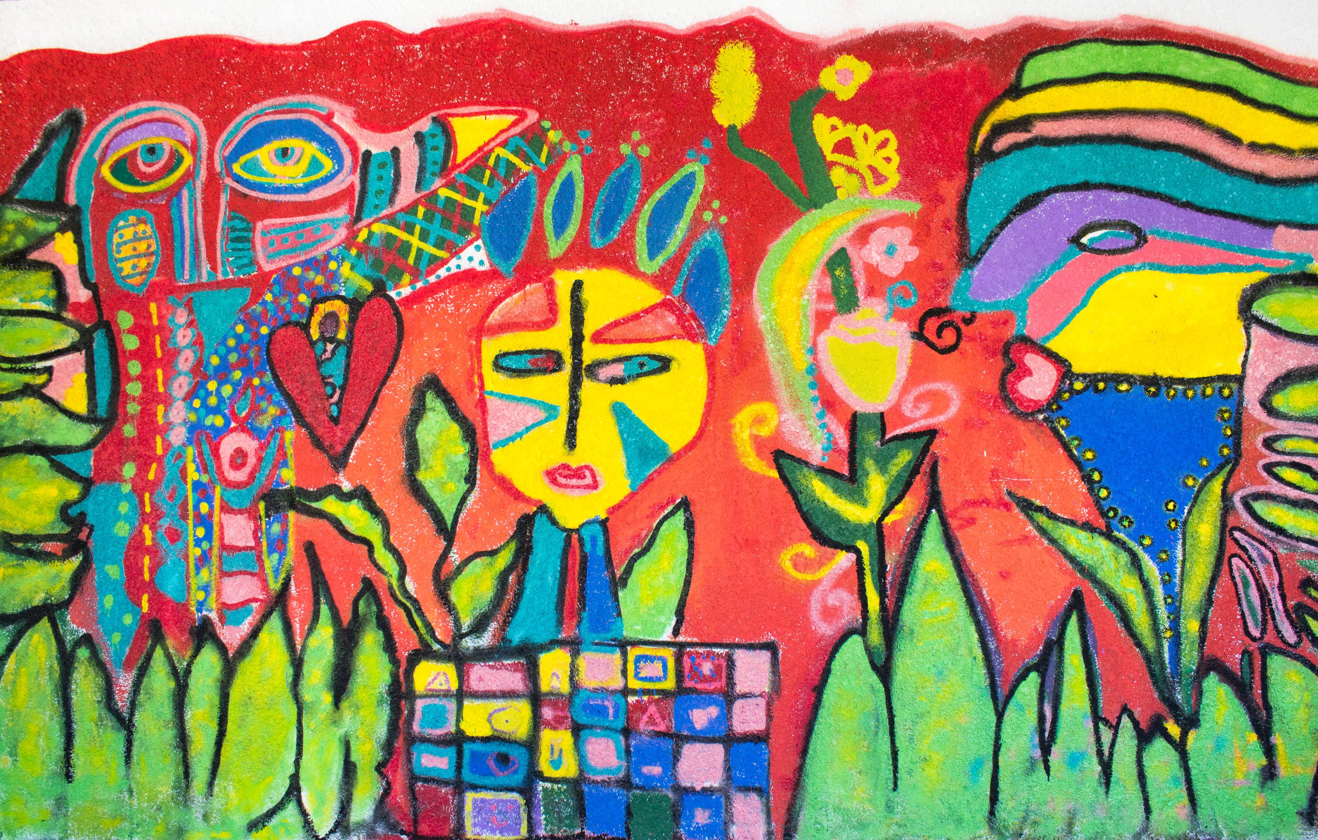 mural-ninos