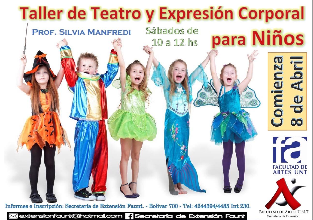 taller teatro