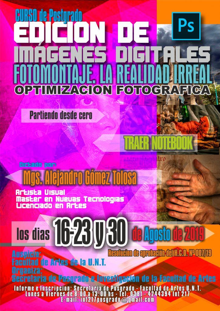 AFICHEcursoPOSGRADO2019TUCUMAN